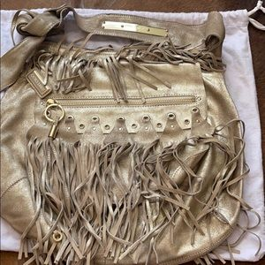 Jimmy Choo Fringe bag